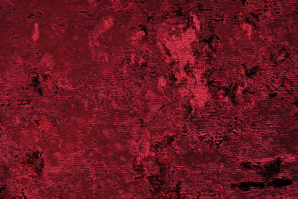 CRUSHED VELVET Fabric by KOKET