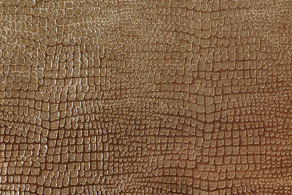 IRIDISCENT LUX PYTHON Fabric by KOKET