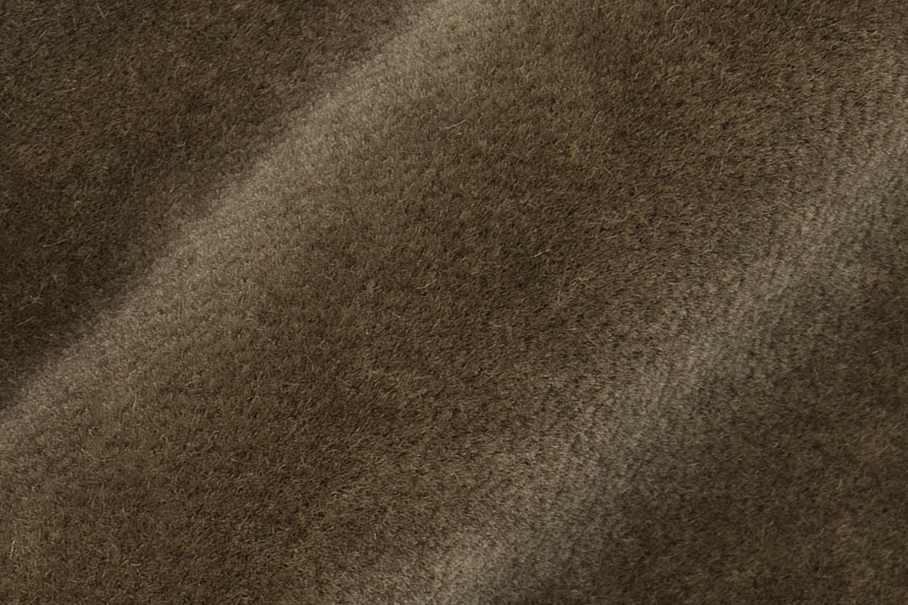 LUX VELVET 0074 WARM TAUPE Fabric by KOKET