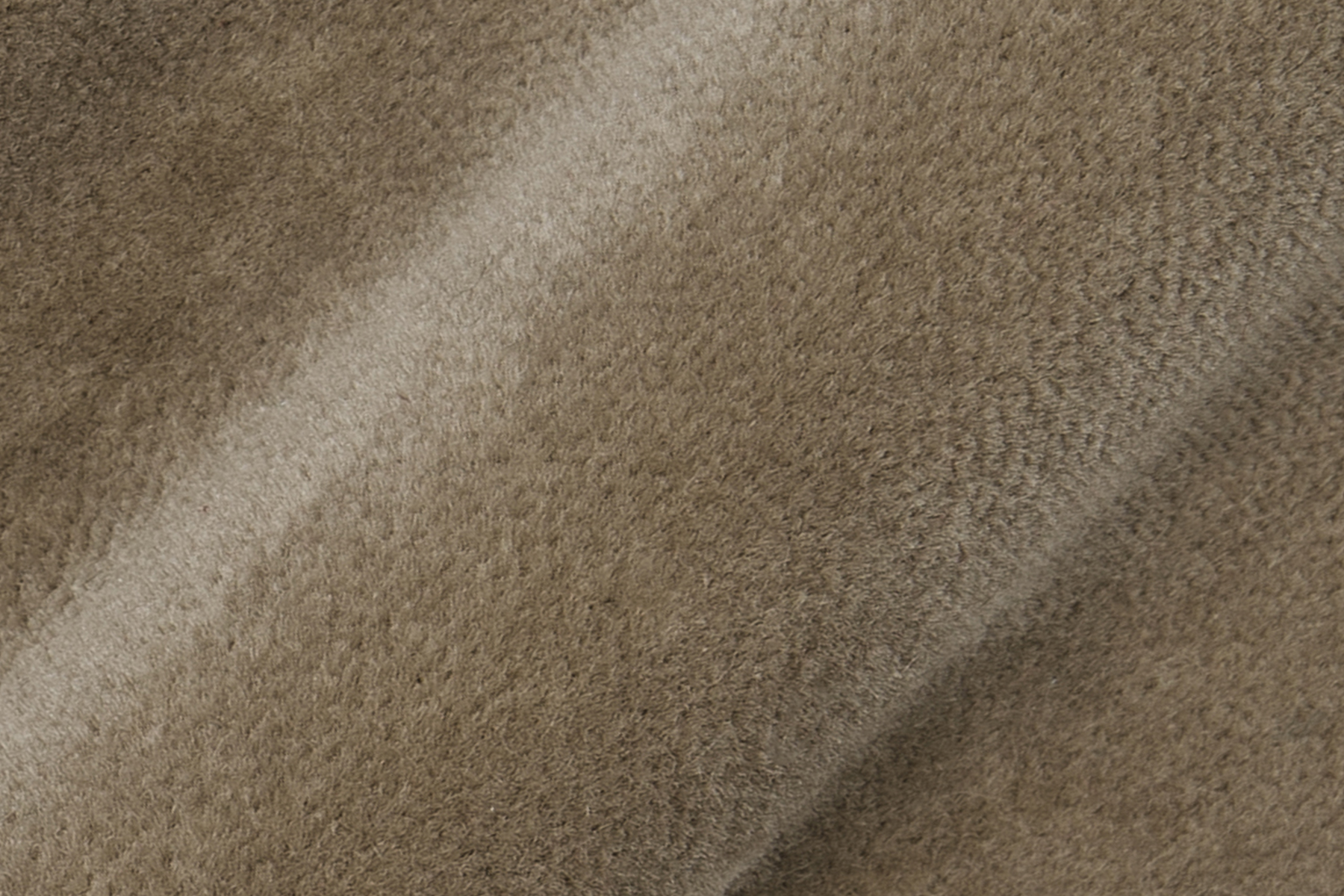 LUX VELVET 0083 TAUPE Fabric by KOKET