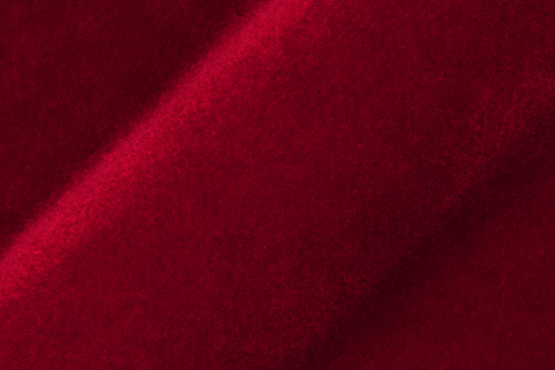 LUX VELVET 0339 RUBY WINE Fabric by KOKET