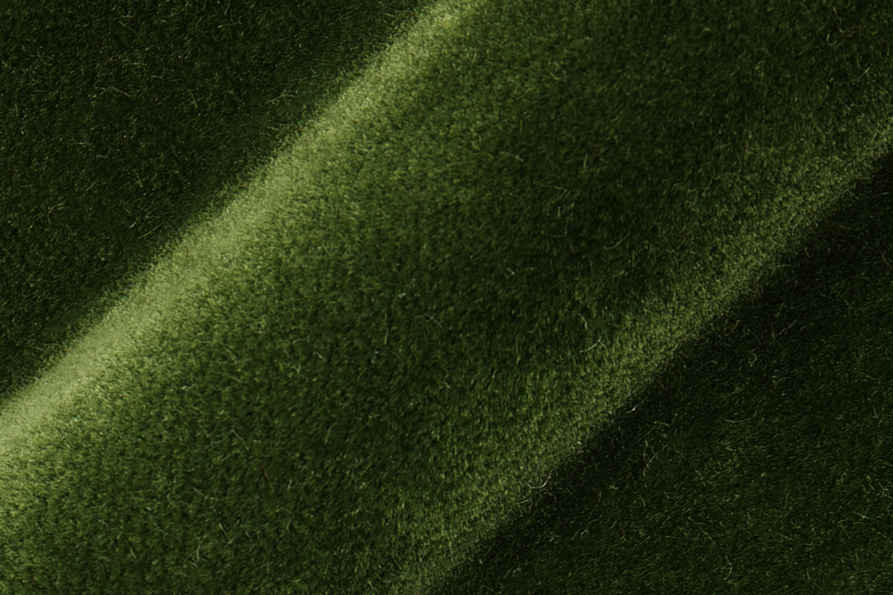 LUX VELVET 0790 EDEN GREEN Fabric by KOKET