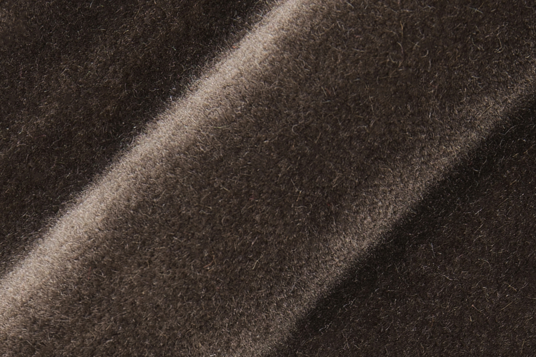 LUX VELVET 0895 HAZEL NUT Fabric by KOKET