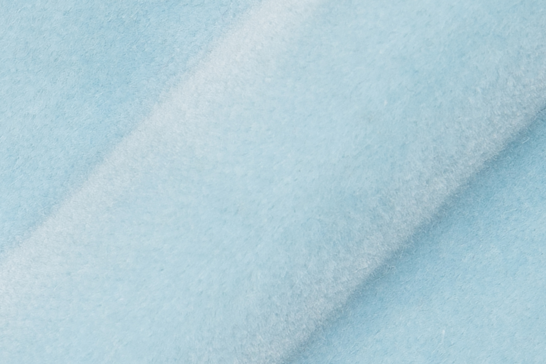 LUX VELVET 6031 BABY BLUE Fabric by KOKET