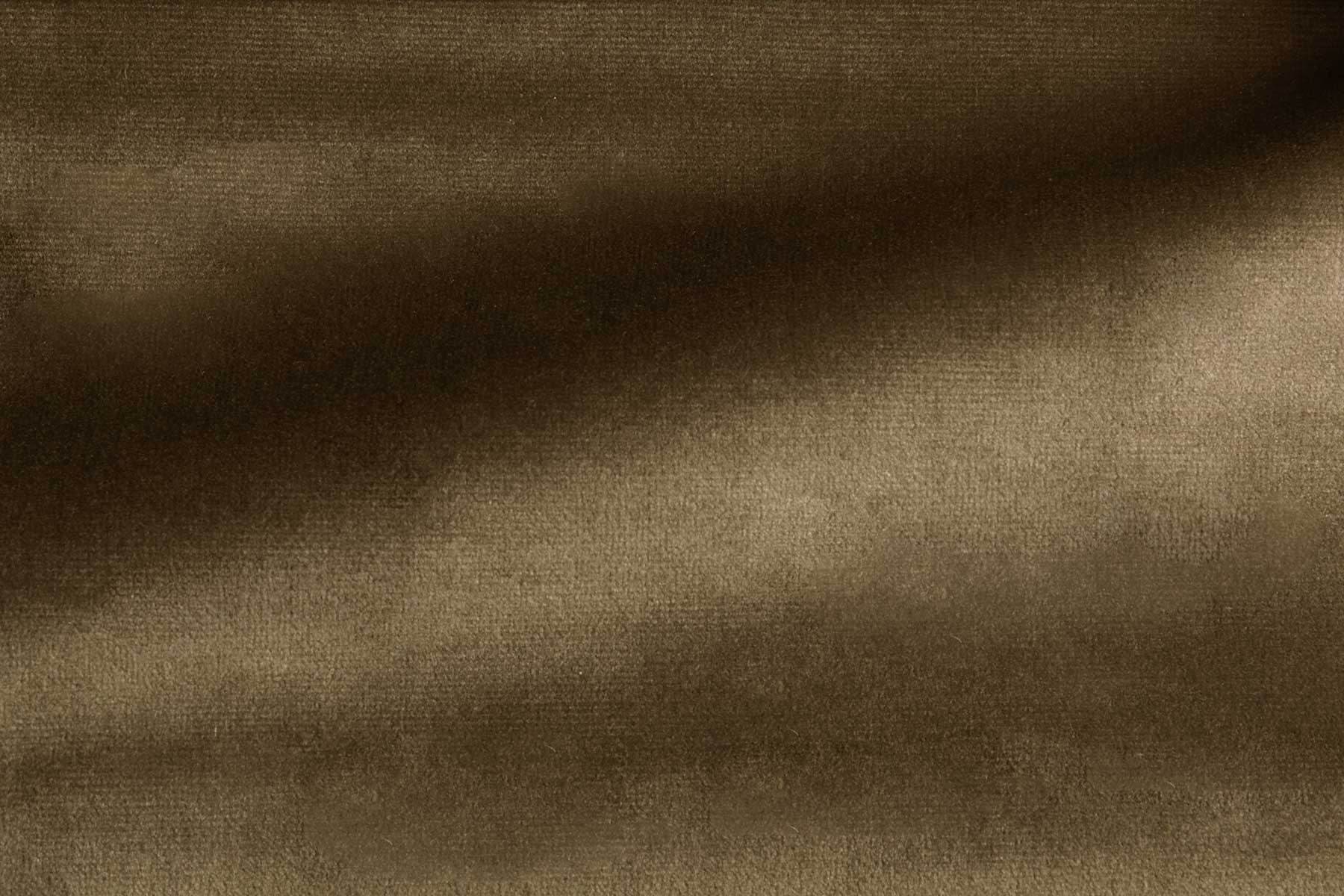 PARIS VELVET CHOCOLATE Fabric by KOKET