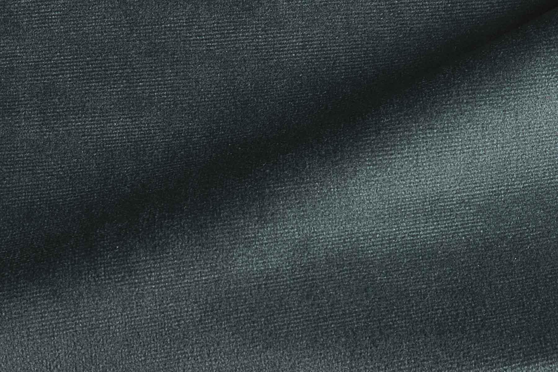 Fabric PARIS VELVET DARK BLUE by Koket