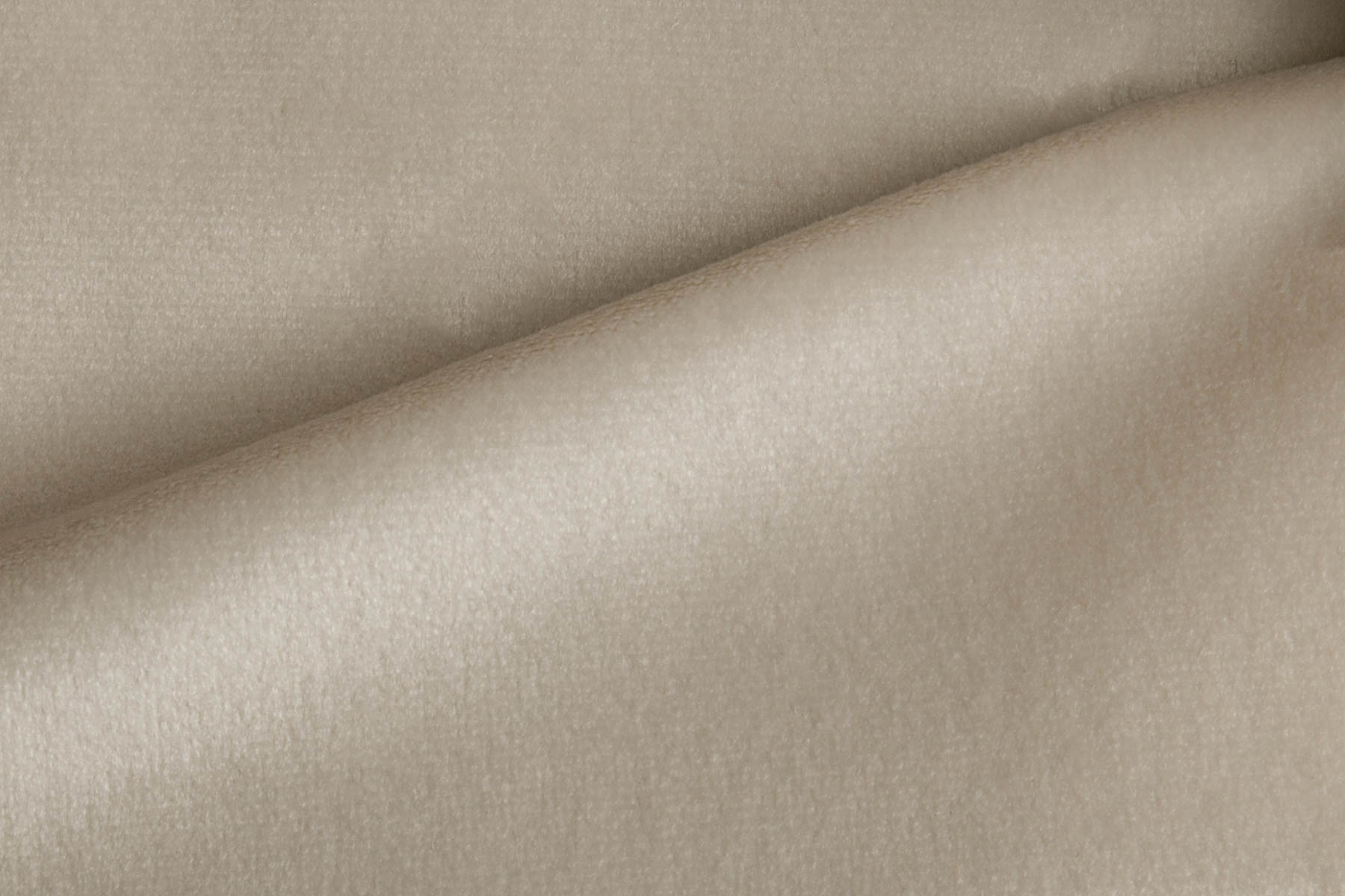RADIANCE VELVET CREAM Fabric by KOKET