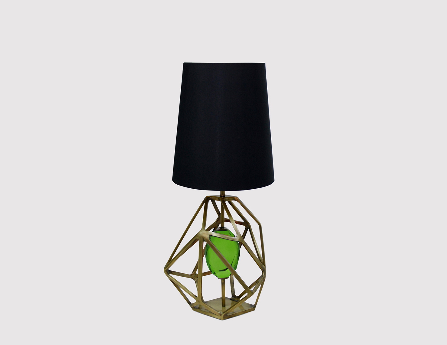 Gem table lamp a luxury table lamp by koket gem table lamp by koket geotapseo Image collections