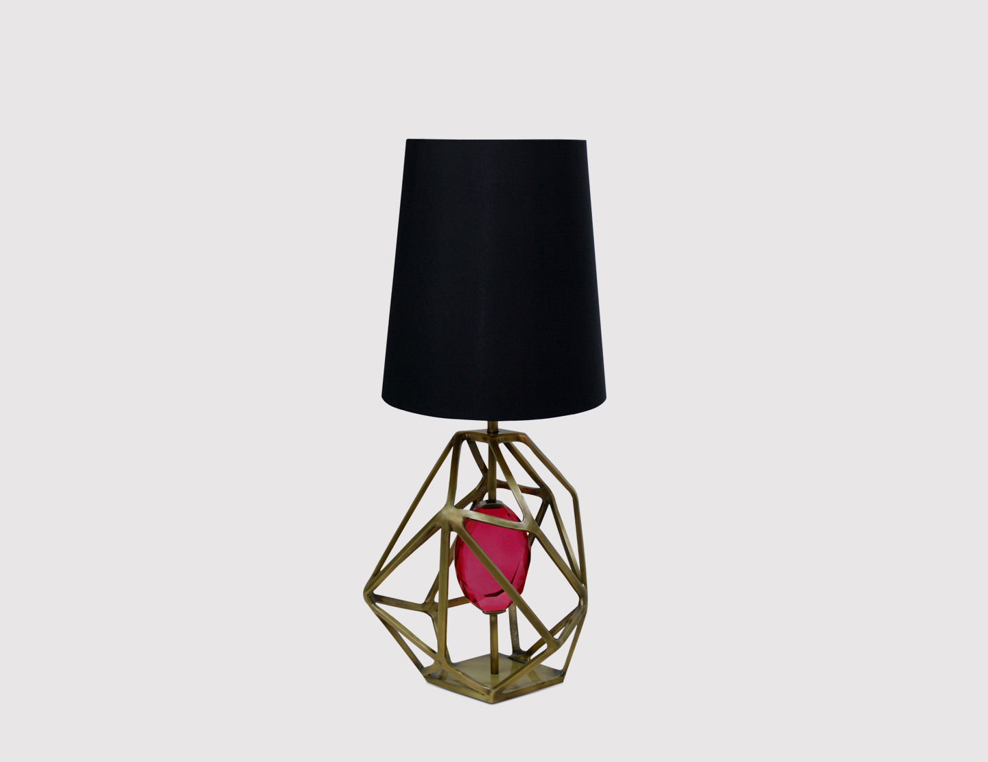 Gem table lamp a luxury table lamp by koket mozeypictures Choice Image
