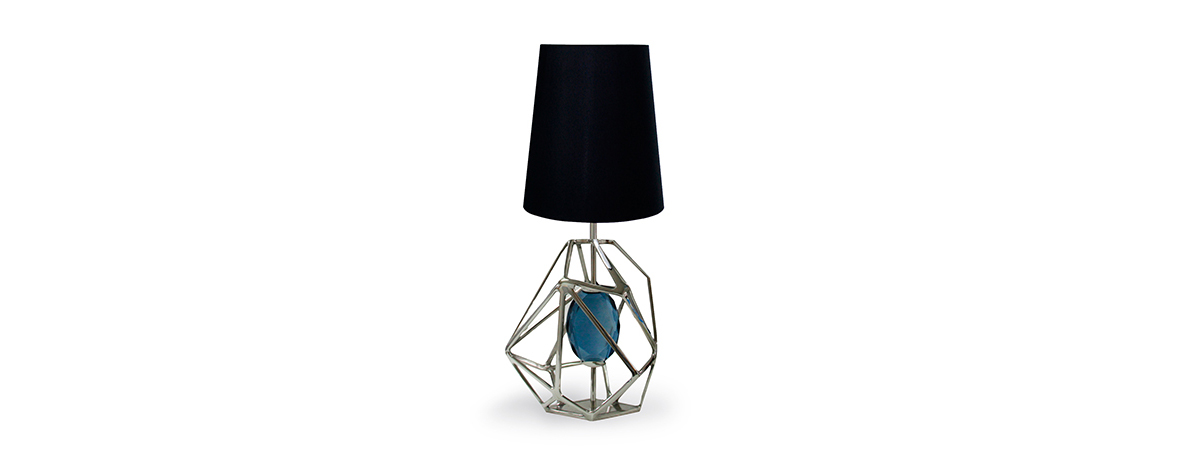 Gem Table Lamp A Luxury By Koket