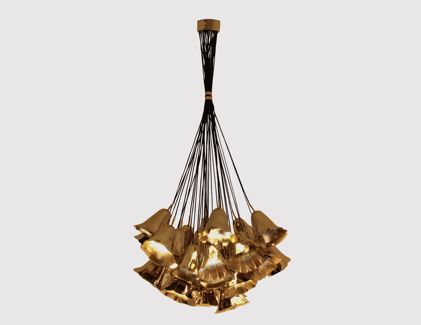 GIA I chandelier lighting | Luxury chandelier by Koket