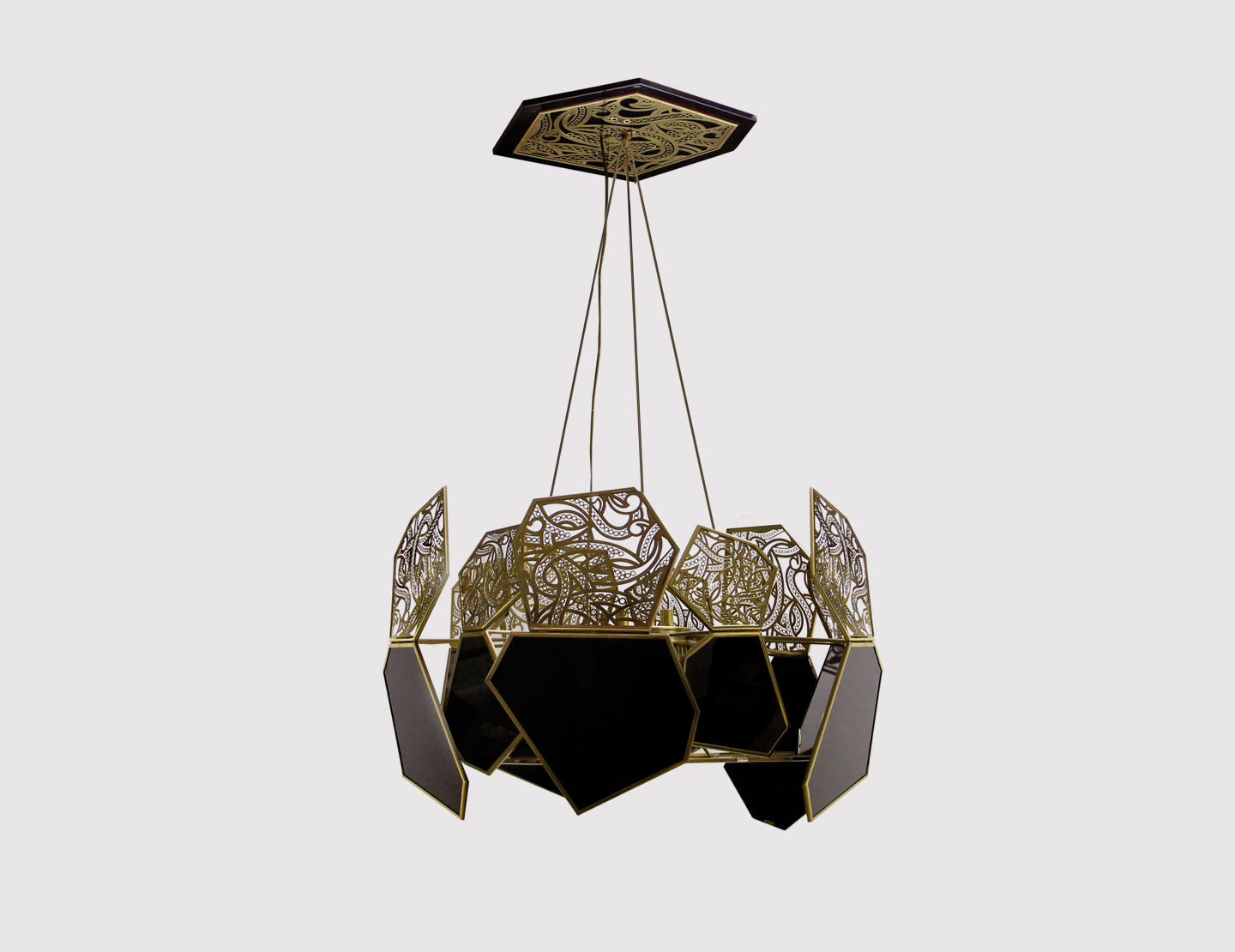 HYPNOTIC Chandelier by KOKET