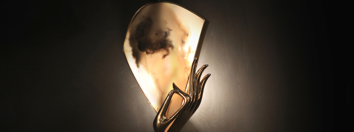 Passion Sconce Koket Love Happens