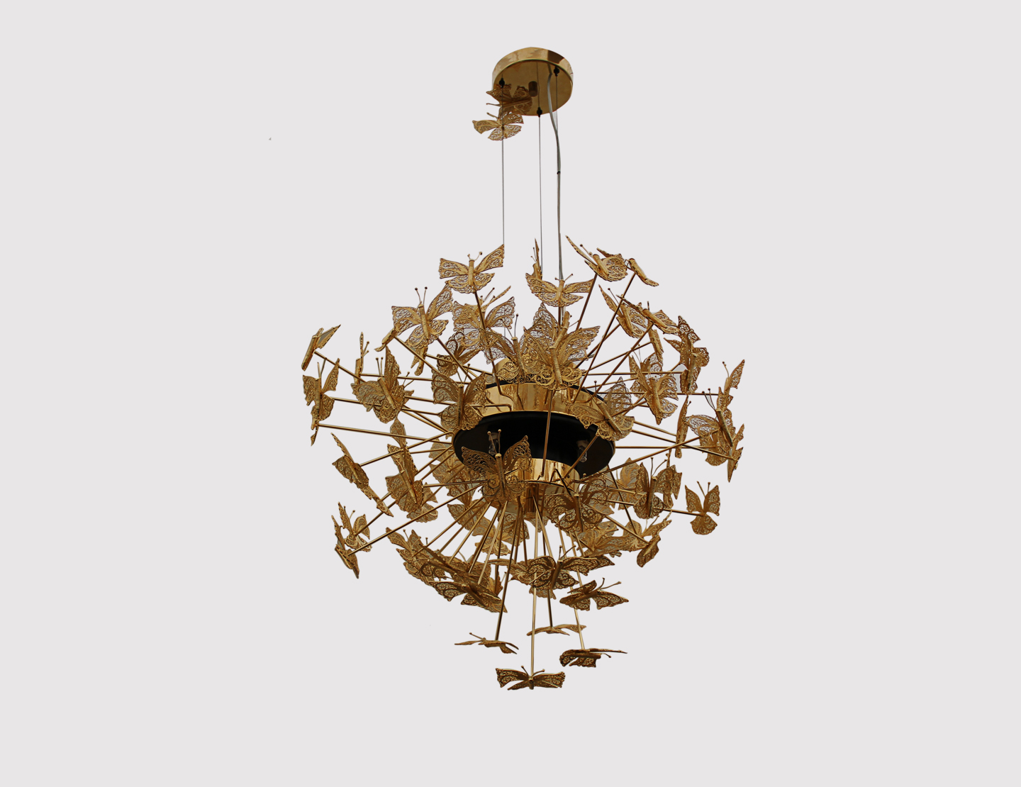 NYMPH chandelier lighting | Luxury chandelier by Koket