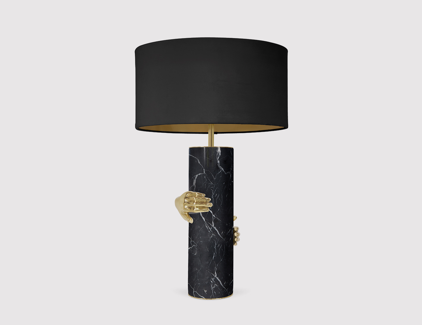 VENGEANCE Table Lamp By KOKET. Rollover The Image To