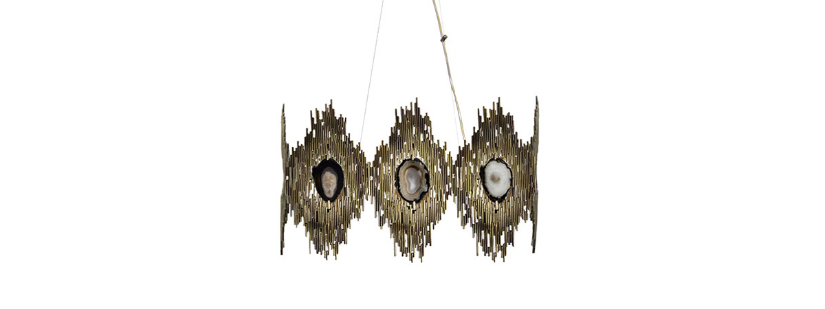 Vivre Square Chandelier Koket Love Happens
