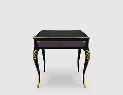 Cabriole Nightstand by KOKET
