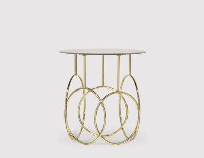 Kiki Side Table by KOKET