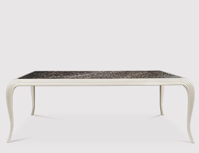 Merveille Dining Table by KOKET