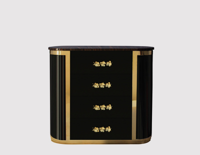 Orchidea Nightstand by KOKET