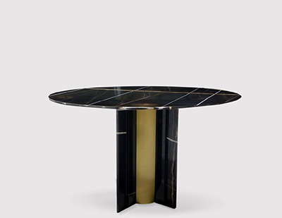 Paris Dining Table by KOKET
