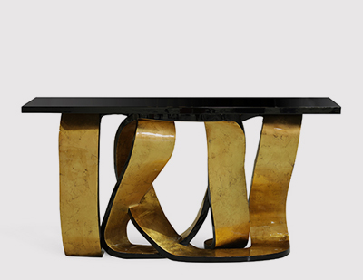 Ribbon Console by KOKET