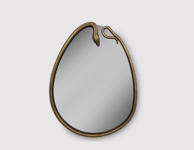 Serpentine Mirror by KOKET