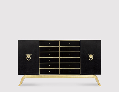Sinful Cabinet by KOKET