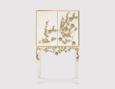 spellbound bar cabinet by KOKET