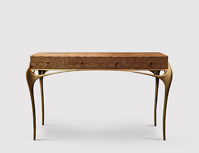 Temptation II Console by KOKET