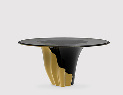 Yasmine Dining Table by KOKET