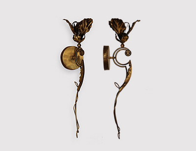 Flora Sconce by KOKET