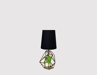 Gem Table Lamp by KOKET