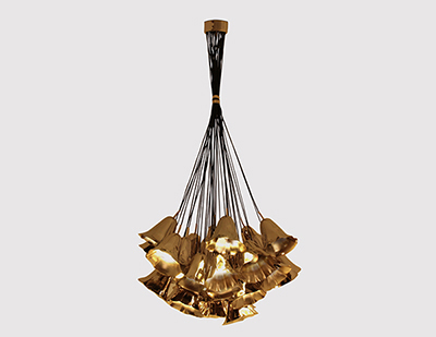 Gia Chandelier by KOKET