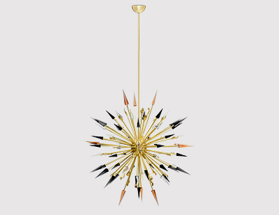 Roxy Chandelier by KOKET