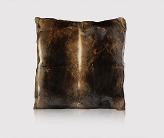 ORILAG BROWN Pillow by KOKET