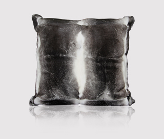 ORILAG GRAY Pillow by KOKET