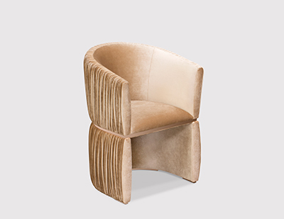 Cuff Chair by KOKET