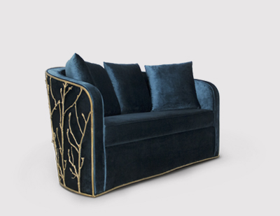 Enchanted Sofa by KOKET
