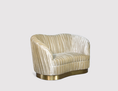 Kelly Sofa 2 Seat by KOKET