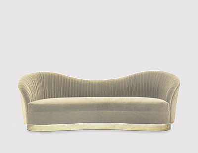 Kelly Sofa by KOKET