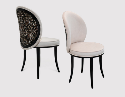 Merveille Dining Chair by KOKET