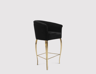 Mimi Bar Stool by KOKET