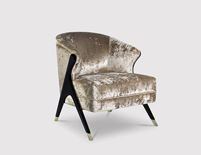 Naomi Chair By Koket
