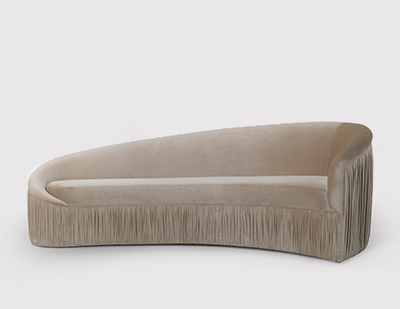 Vamp II Sofa by KOKET