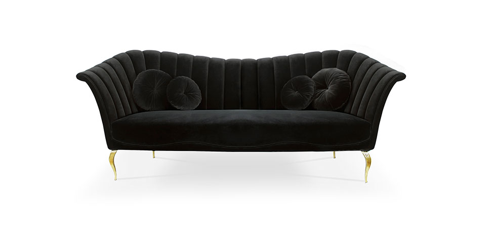 Sofa Caprichosa By Koket