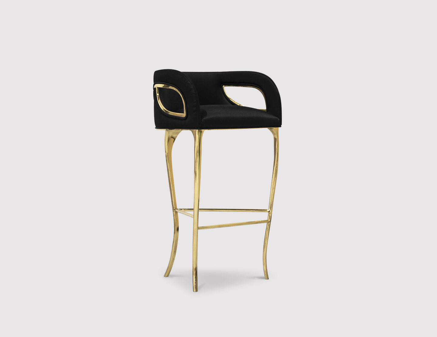 CHANDRA Bar stool | Bar stool design by Koket