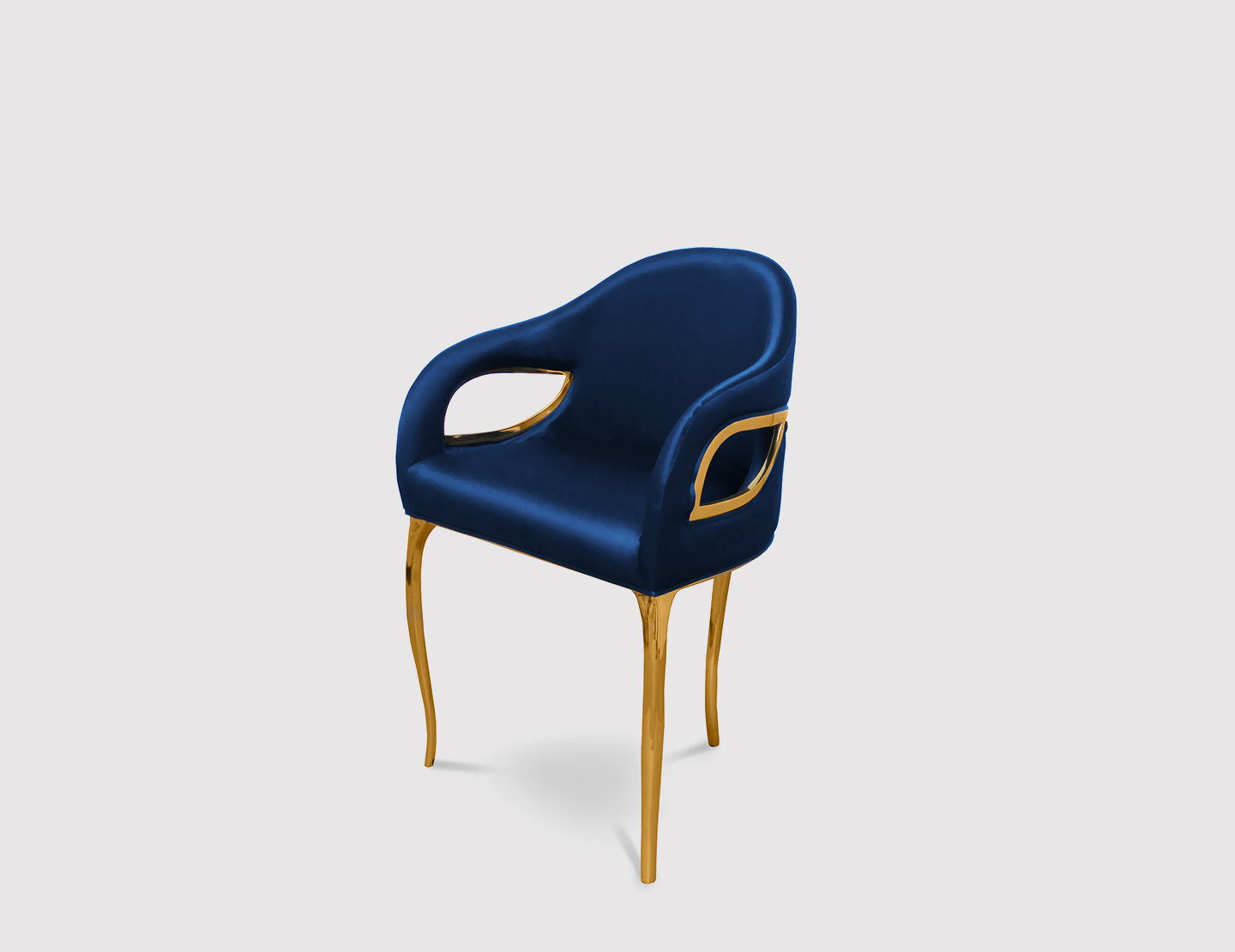 Chandra Dining Chair Luxury Dining Chair By Koket