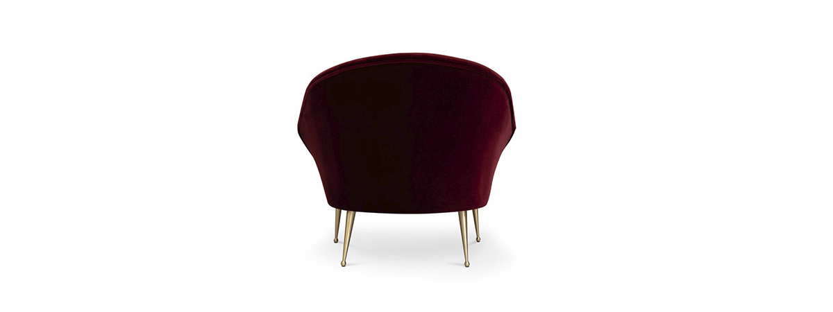 Canadakoket Stockholm : CHICLET Chair  Luxury chair by Koket