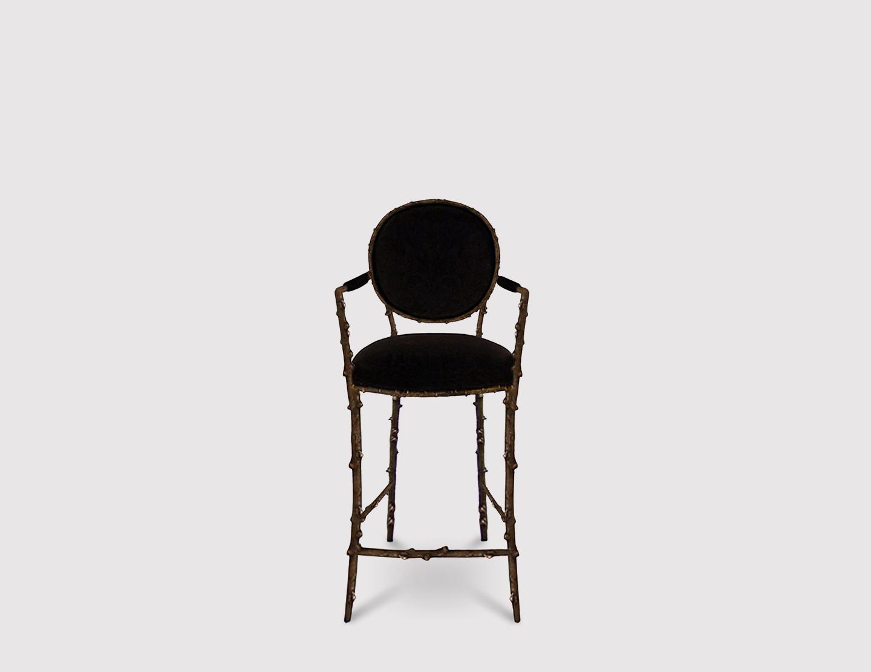 ENCHANTED Bar Stool  Bar stool design by Koket
